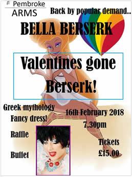 Valentine's Gone Berserk
