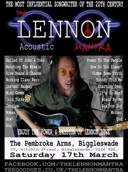The Lennon Acoustic Manta